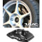 Super Performance Brake Kit - Wilwood Superlite, 325mm rotor, FRONT '92-'99 E36 328/325/323 and Z3 SWATCH