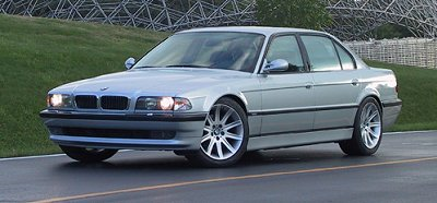 Tuned Spring Set - E38 7-series MAIN