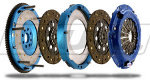Twin Disk Flywheel/Clutch<br>package for MZ4