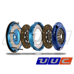 Twin Disk Flywheel/Clutch <br>package for E36 3-series/M3/MZ3<br> and Z3, E34 525i LARGE