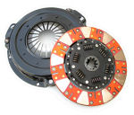 UltraSmooth Cerametallic clutch kit for '01-'06 E46 M3 6-speed and SMG THUMBNAIL