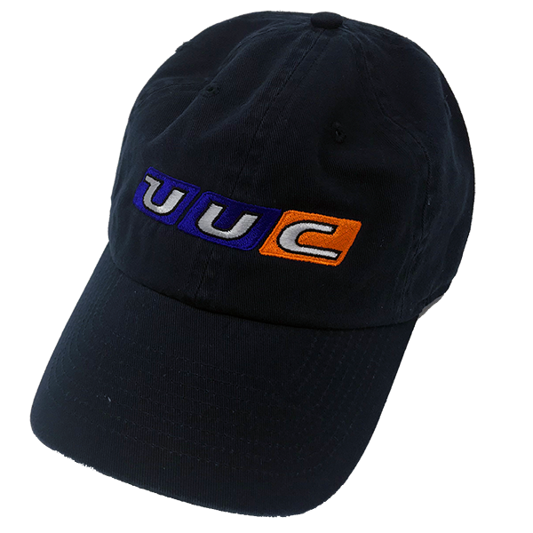 *NEW* UUC Embroidered Baseball Cap_LARGE