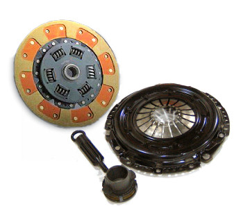 Segmented Kevlar clutch kit for '03-'05 E46 330i/Ci 6-speed