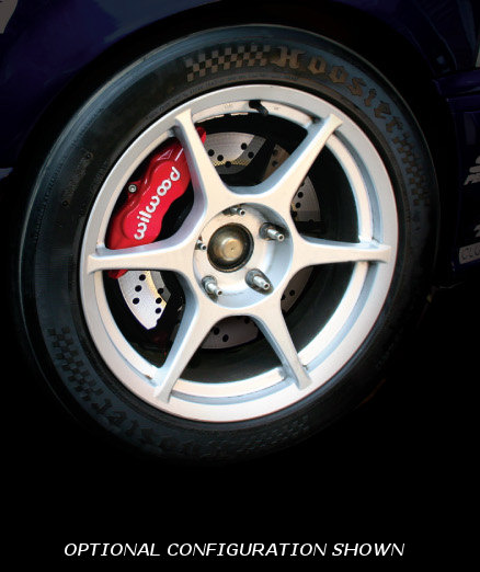 Super Performance Brake Kit - Wilwood Superlite, 325mm rotor, FRONT '92-'99 E36 328/325/323 and Z3 THUMBNAIL