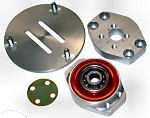 E46 camber plates / strut mounts / alignment kit - '99-'05 E46 330/328/325/323 (not for M3) THUMBNAIL