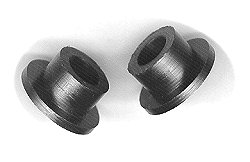 Delrin Carrier Bushings - ROUND THUMBNAIL