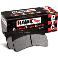 HAWK brake pads for TRACK or RACE use only