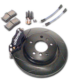Super Performance Brake Kit - Wilwood Dynalite, 312mm rotor, REAR ADD-ON '92-'99 E36 328, 325, 323
