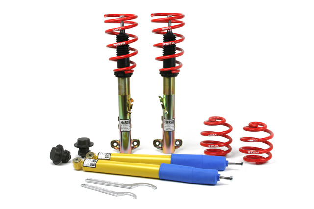 BMW E36 318, 325, 328 H&R PCS Coilover Kit 1992-98