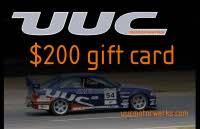 $200 UUC Gift Card
