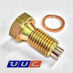 MAGNETIC OIL DRAIN PLUGS