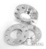 WHEEL SPACERS (PAIR) for BMW - 5X120, 72.6mm bore