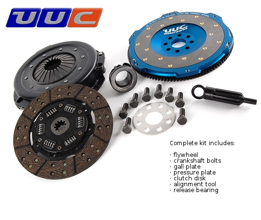 Lightweight Flywheel - 1999 - 9/2003 E46 3-series, E39 530i/528i/525i  5-speed models._LARGE