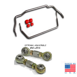 SwayBarbarian sway bar set for E46 M3