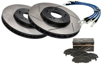 Brake rotors, parts & upgrades