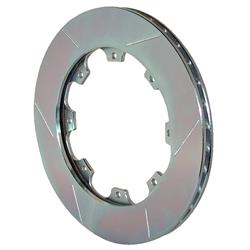 "Wilwood GT Series Curved Vane SLOTTED Rotors, 11.75""x0.81"" for E30 BBK (1 PAIR)"