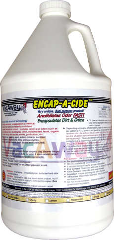 Encap A Cide Gallons The Cleaner Image Vacaway Products