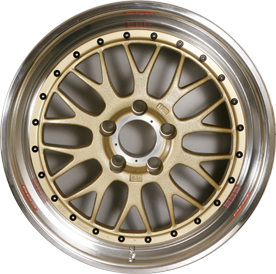 Bbs E28 Motorsport Race Magnesium Wheel Porsche 964 993