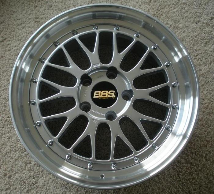 Bbs Limited Edition Lm Wheel For Classic Bmws E30 M3 E24