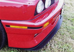 Bmw M3 E30 >> BMW OEM Sport Evo Evo III Front Splitter DTM for E30 M3
