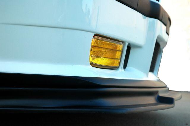 Reiger E36 Motorsports Gt Style Front Splitter Lip