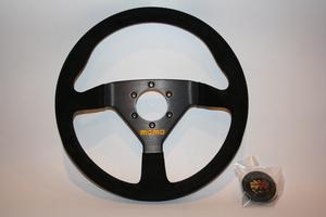 Momo Mod 78 Steering Wheel Suede Monte Carlo Bmw Csl Style