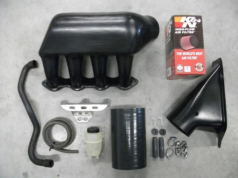 VAC - S14 Deluxe DTM Style Airbox Intake Kit, E30 M3