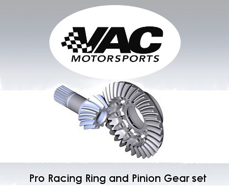 Vac Race 210 Size Ring And Pinion Gear Sets V8 E46 M3 Z4m