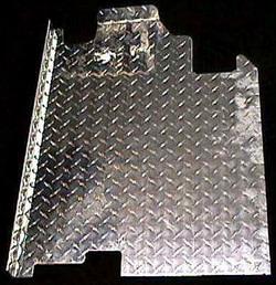 Vac Bmw E36 Aluminum Floor Pan Kit For All Models Inc