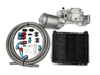 Vac Bmw Racing Oil Cooler Kit With Euro Filter Housing Inline 6 M50 M52 S50 S52 M54