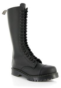Airseal Steel-Toe 20-Eye Boot by Vegetarian Shoes