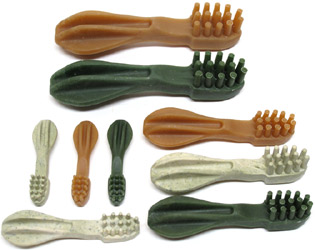 Toothbrush Chews for Dogs by Animal Farm