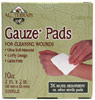 Latex-Free Gauze Pads by All Terrain