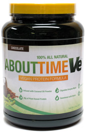 AboutTime Ve™ Vegan Protein Formula by SDC Nutrition