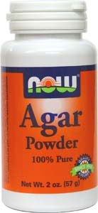 Agar Powder by NOW