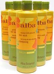 Alba Botanica Hawaiian Hair Care Shampoos