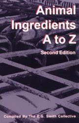 Animal Ingredients from A to Z