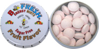 B-Fresh Sugar-Free Xylitol Breath Mints