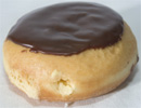Vegan Bavarian Cream Filled Donuts by Larsen Bakery
