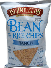 Beanfields Vegan Ranch Chips