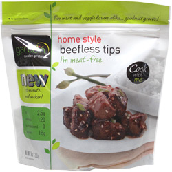 Home-Style Beefless Tips by Gardein