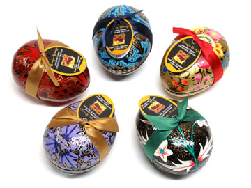 Booja Booja Hand-Painted Easter Egg Truffle Box