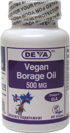Vegan Borage Oil by DEVA
