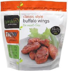 Classic-Style Vegan Buffalo Wings by Gardein