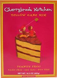 Cherrybrook Kitchen Gluten-Free Yellow Cake Mix