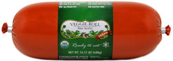 "Organic Vegan Veggie ""Sausage"" Rolls by Elianni"