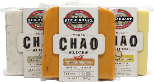 Vegan Chao Cheese Slices By Field Roast Veganessentials