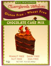 Cherrybrook Kitchen Gluten Free Chocolate Cake Mix