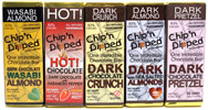 Chip 'n Dipped Vegan Chocolate Bars
