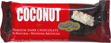 Sunspire Dark Chocolate Coconut Bar